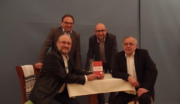 Ernst Köpl, Rainer Winkelbauer, Roland Datler, Oliver Rathkolb