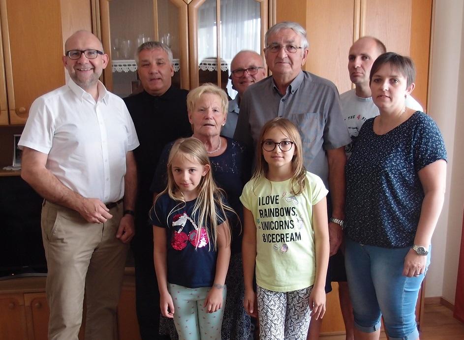 Goldene Hochzeit Waltraud Und Herbert österreicher Gastern
